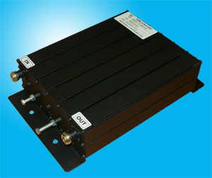 41,5-50 MHz  Mobile preselector PS2-3LB(H)